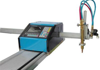 Kryssbøyelig bærbar CNC Plasma Flame Gas Cutting Machine