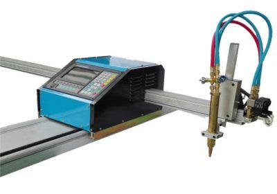 Laget i Kina plasma system plasma fakkel og bord kutter skjæring metall plasma cnc maskin