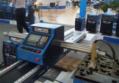Gantry type bærbare mini cnc plasma cutters rør metall skjære maskin