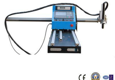 2018 Plasma Stainless Steel 1300 * 2500mm CNC Metallskæringsmaskin til jern