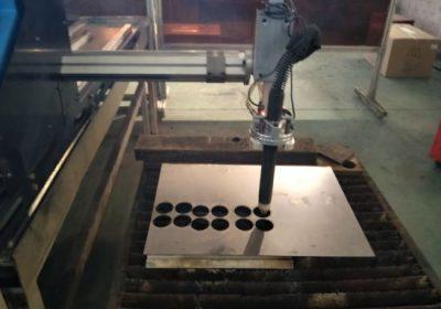 Kina billig bærbar cnc plasma cutter cnc plasma skjære maskin
