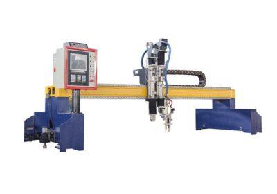 Lavpris cnc plasma rør skjærende maskin på lager