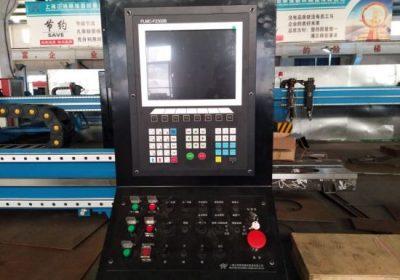 billig kinesisk plasma skjære maskin for metall stål / tykkere stål-laget gantry og ramme metal plasma cutting machine pris