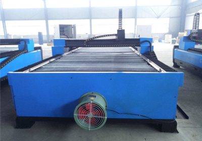 Plasma Cutter Sheet Stål CNC Bord Plasma Cutting Machine