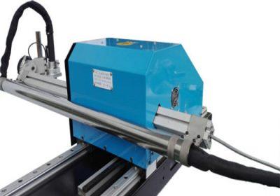 Gantry Type CNC Plasma Cutting Machine, stålplate kutting og bore maskiner fabrikkpris