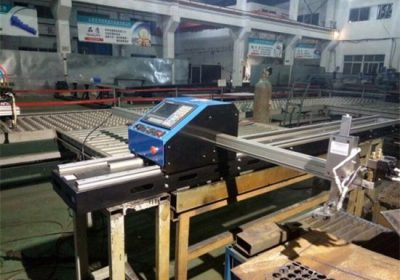 Metallplate gantry CNC flamme plasma skjære maskin