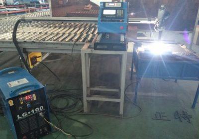 Automatisk Gantry type CNC Plasma skjæremaskin / plater plasma cutter