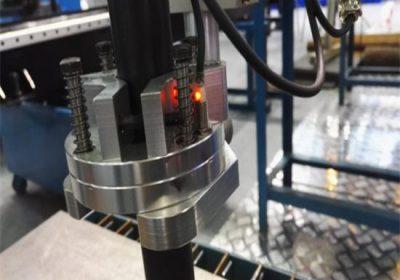 Hurtigskåret bærbar plasmaskjærer 1525 cnc plasma skjære maskin