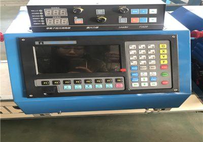 Høy hastighet 1325 arbeidsstørrelse metallplate plasma cutter cnc kit 3 akse plasma