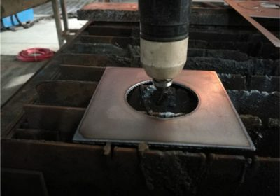 Fabrikkforsyning 2000 * 3000mm 2030 cnc plasmaskjæringsmaskin for rør