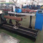 Nytt produkt bærbart cnc plasma rustfritt stål rør skjære maskin