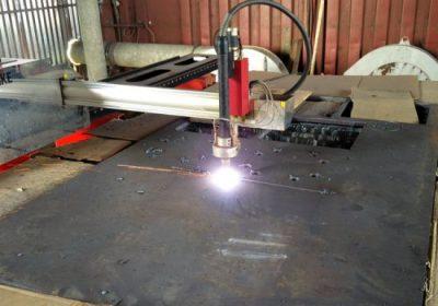 Økonomisk HIWIN jernbane JX-2030 gantry cnc plasma skjære maskin