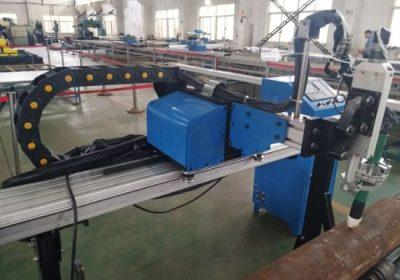 Rørskjæring cnc plasma maskin for stålmetall jern rustfritt stål