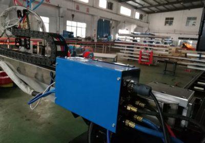 Gantry CNC gass plasma skjære maskin pris
