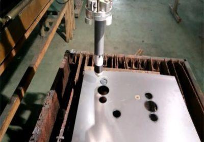 sertifisert slitesterk cnc flamme / plasma skjære maskin enkelt betjener stabilitet bærbar cnc plasma skjære maskin
