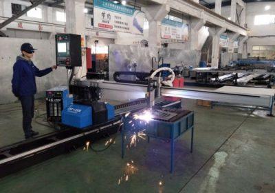 luft bærbar CNC plasma metall skjære maskin
