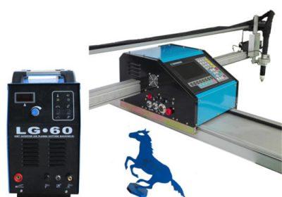 Automatisk CNC Rustfritt stål pipe cutting maskin Plasma skjære maskin