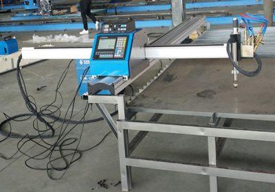 1560 Heavy duty CNC plasma skjæremaskin porselen