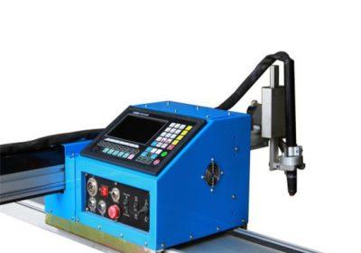 Jiaxin JX-1530 CNC tykkelse metall skjære maskin jern rustfritt stål 30mm høyde 1325 2040 modell 100A kilde CE FDA