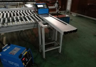 Hobby 1500 * 3000mm pipe cnc plasma skjære maskin