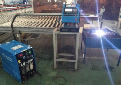 Engros Bærbar Taiwan CNC Gass pipe profil plasma skjære maskin