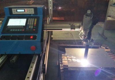 Kulmetallrør cnc plasma rør skjære maskin