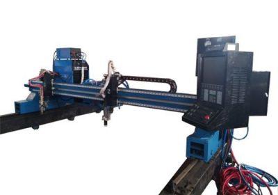 Rabatt pris bærbar type cnc plasma skjære maskin porselen