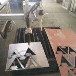 Fabrikkpris 1530 plasma skjæringsmaskin for rustfritt stål karbonstål jernplater cnc plasma cutter på lager