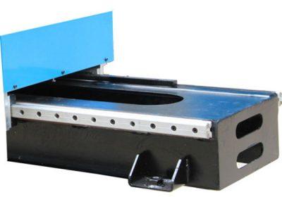 CNC Rustfritt stål / kobber / metallplater plasma skjære maskin